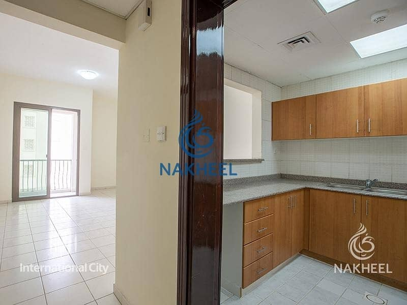 9 Spacious 1BR | Great location | 1 month free