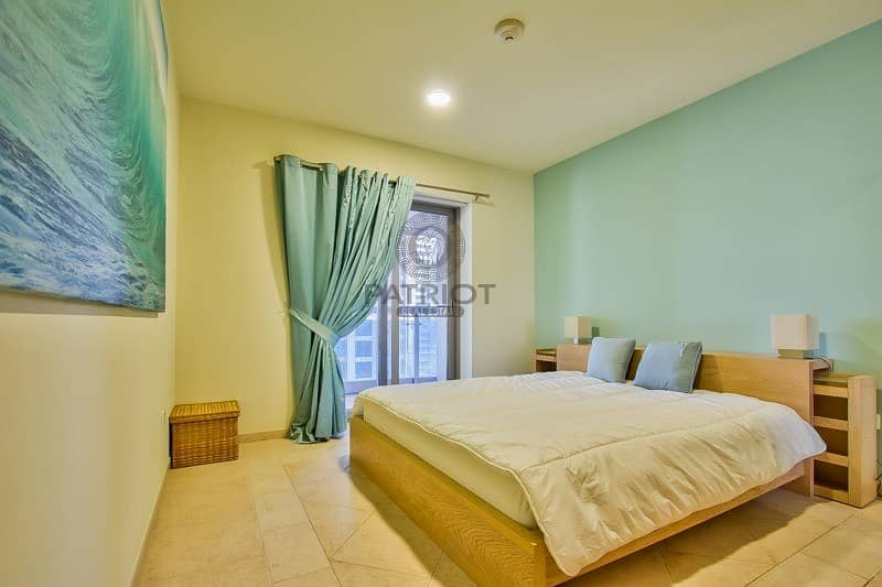 BRAND NEW FURNITURE 1BED | PRINCESS TOWER | FOR RENT IN 12 CHEQUES