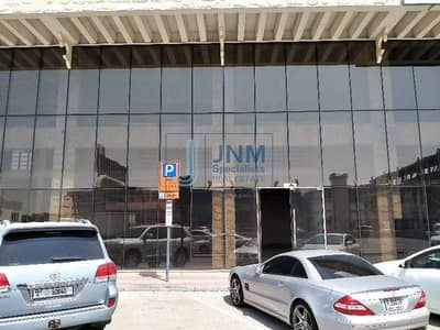 معرض تجاري  للايجار في القوز، دبي - Showroom for rent 3015sqft in al quoz 04 main road