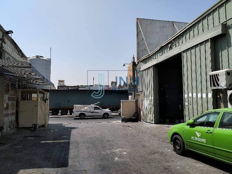 warehouse for rent in al quoz 04 2300sqft plus tax
