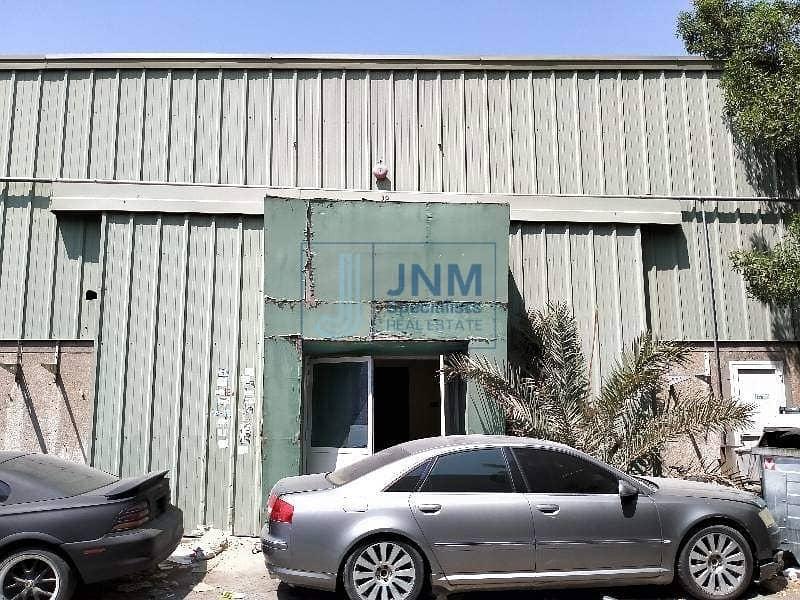 2 warehouse for rent in al quoz 04 2300sqft plus tax