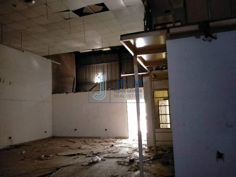 10 warehouse for rent in al quoz 04 2300sqft plus tax
