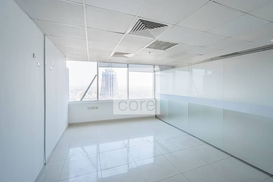 2 Fitted Office   High Floor   Near Metro