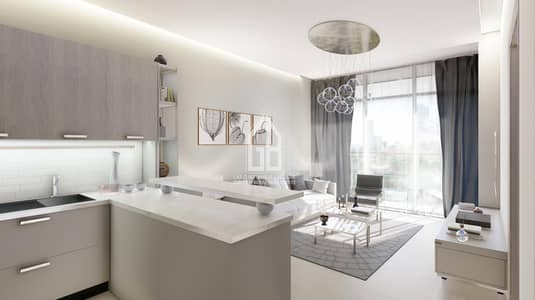 Studio for Sale in Dubai Studio City, Dubai - PAY  ONLY 1% !   Great  Investment opportunity! 0% commission!