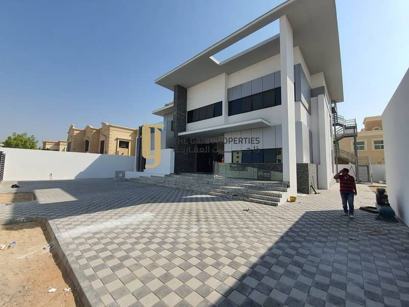 Brand New Commercial Villa Approved for Dental Clinic