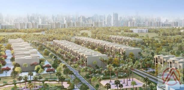ارض استخدام متعدد  للبيع في الفرجان، دبي - Mix Use G + unlimited Floors Corner plot for 16.5M Al Furjan