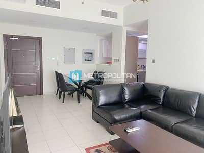 2 Bedroom Flat for Rent in Dubai Studio City, Dubai - Furnished I Maids Room I High Floor I 3 balconies