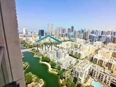 شقة 1 غرفة نوم للايجار في ذا فيوز، دبي - 1BR Well Maintained for Rent - Vacant