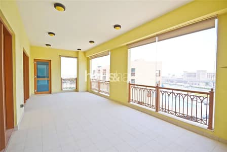3 Bedroom Flat for Sale in Palm Jumeirah, Dubai - 3 Bedroom   B Type   Unfurnished   Vacant