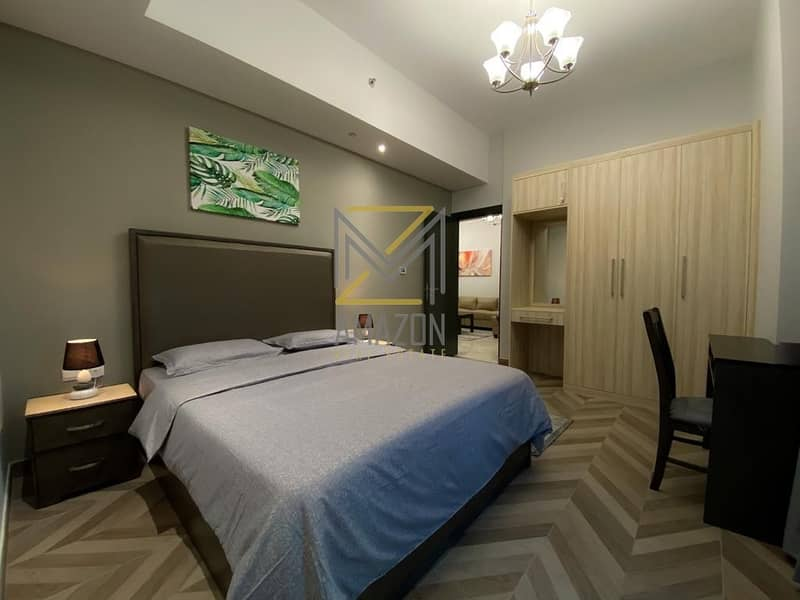 2 1 Bedroom fully furnished ready to move now 2 years payment plan