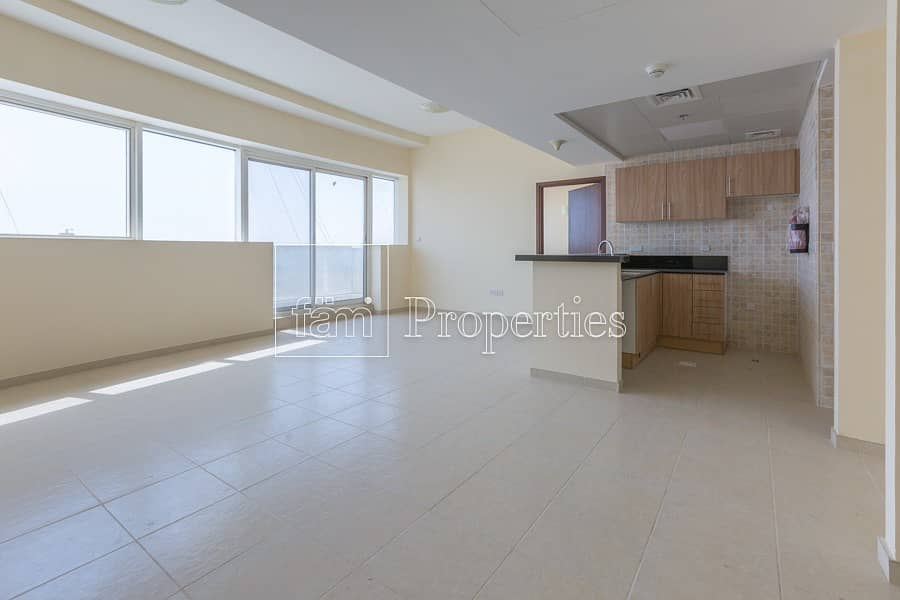 Ready! Brand New High Floor 1BR High ROI %