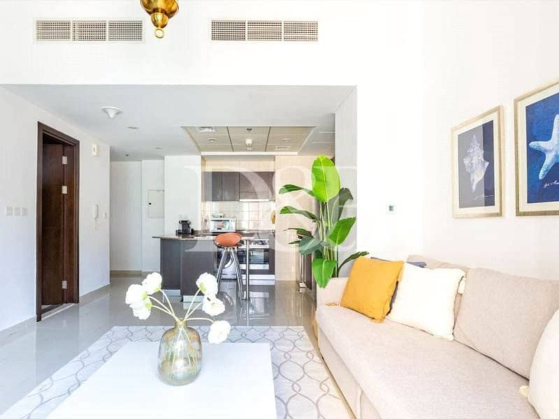 Real Deal | Stunning 1 Bed | Marina Expert