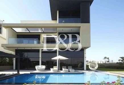 6 Bedroom Villa for Sale in Jumeirah Golf Estate, Dubai - Golf Course Residence | Luxury 6 Beds in Hillside
