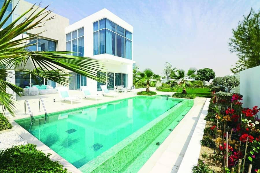 فیلا في ذا نست البراري 5 غرف 9200000 درهم - 4813372