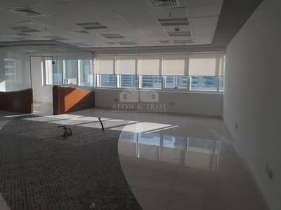 Stunning office in HDS tower JLT | HIGH FLOOR WITH AMAZING VIEW