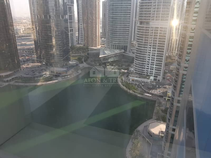 2 Stunning office in HDS tower JLT | HIGH FLOOR WITH AMAZING VIEW