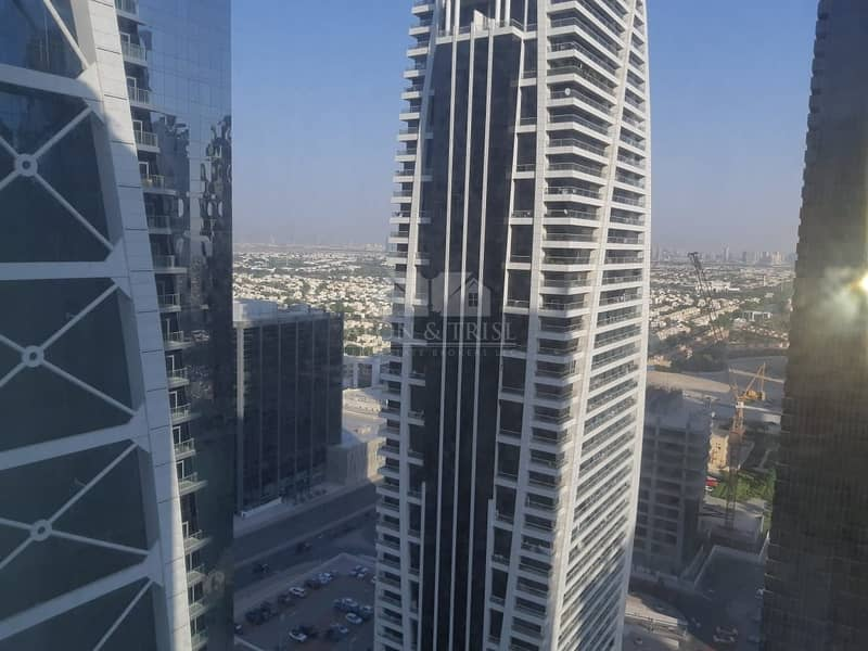 13 Stunning office in HDS tower JLT | HIGH FLOOR WITH AMAZING VIEW