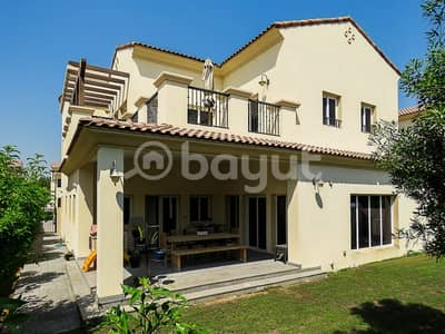 4 Bedroom Villa for Sale in Jumeirah Golf Estate, Dubai - Spacious 5 Beds-Luxury Mansion-High Quality