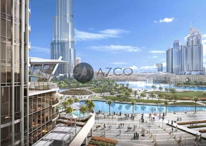 3 Bedroom Flat for Sale in Downtown Dubai, Dubai - 3 BR | 20% Post Handover PP | 50% DLD Waive