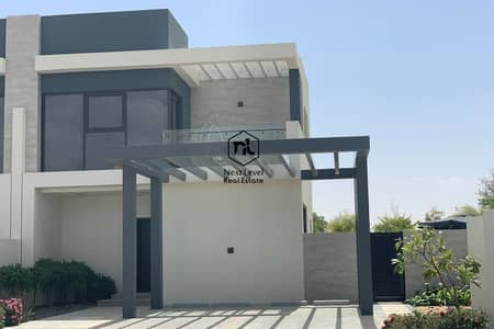 3 Bedroom Townhouse for Sale in DAMAC Hills (Akoya by DAMAC), Dubai - ALA CARTE Park Villas in Damac Hills - 4 Years Payment Plan - 4BR Starting 1