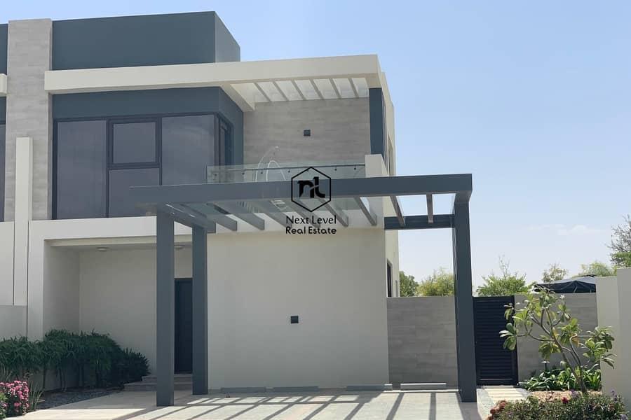 ALA CARTE Park Villas in Damac Hills - 4 Years Payment Plan - 4BR Starting 1
