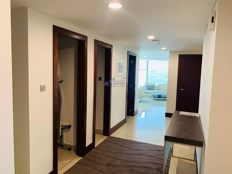16 Best 2Br Simplex Furnished Apartment for rent in Jumeirah Living