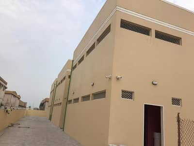 Labour Camp for Rent in Al Jurf, Ajman - New Camp Rooms !! with FEWA, A/C, New Rooms
