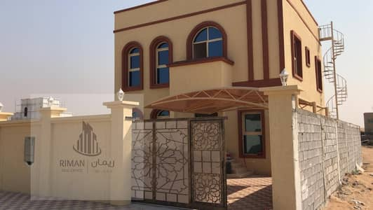 4 Bedroom Villa for Sale in Al Zahia, Ajman - For sale villa super deluxe dolks with excellent price And distinctive views