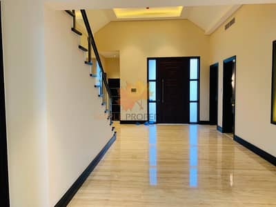 5 Bedroom Villa for Sale in Jumeirah Golf Estate, Dubai - Big Villa 5BR Shell and Core Ready in 6 Months Type D