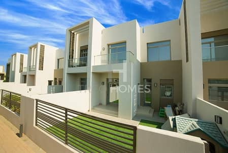 3 Bedroom Townhouse for Sale in Arabian Ranches 2, Dubai - Pool and Park View | 3Beds+Maid | 1M