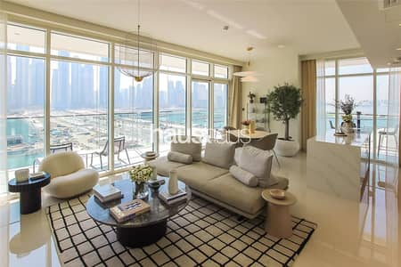 Breathtaking Marina Skyline | Palm Views