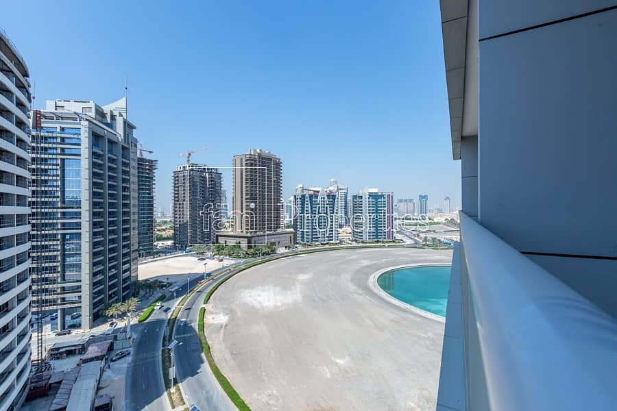1BR Apartment | Unfurnished | Oasis Tower 1