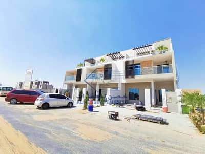 Owns a villa in Ajman area, with easy bank financing and monthly payments and the lowest monthly installment