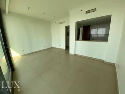 فلیٹ 1 غرفة نوم للايجار في وسط مدينة دبي، دبي - Mid Floor | Best Price | Real Listing