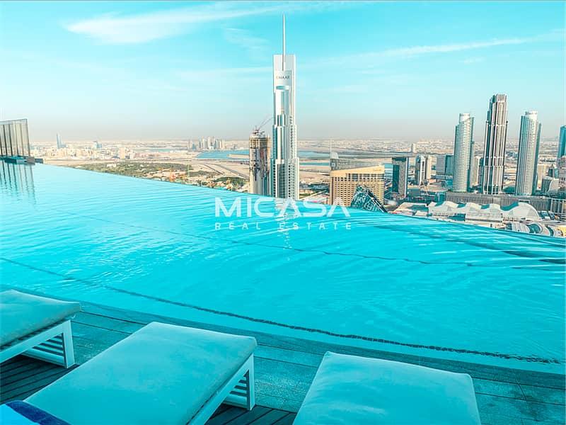 22 Extravagant Penthouse|| C La Vie Sky bar || View now.