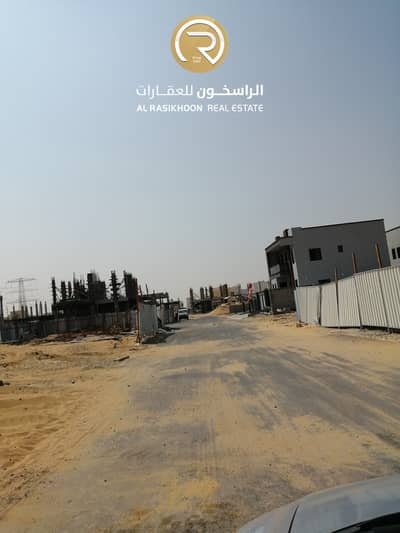 Plot for Sale in Al Yasmeen, Ajman - Residential lands for sale in the Jasmine area in installments