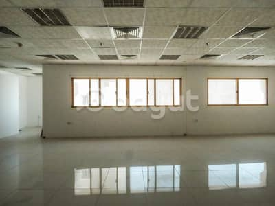 Office for Rent in Bur Dubai, Dubai - Office @44K P. A. Rent   500 SQ. FT. (Negotiable)