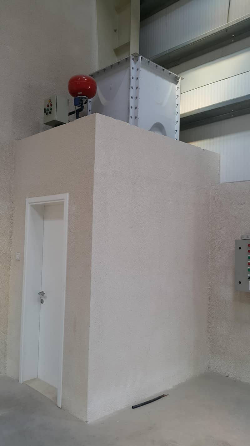 2 2900 Sqft/Multiple units/15 KW/Toilet !