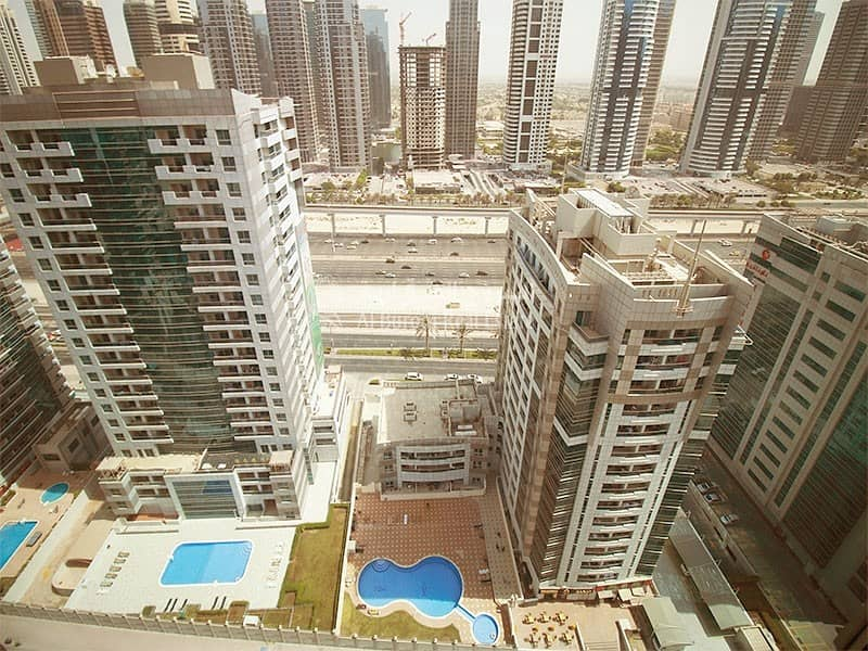 2 1 Bedroom Apartment on higher floor in Time Place