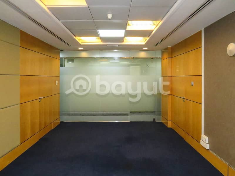 Move-in-Ready- Office For Rent Free Dewa & Wifi