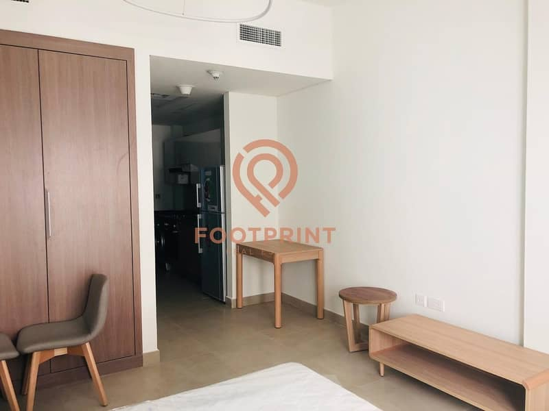 2 Studio- Furnished- Brand New- Al-Furjan