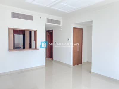 1 Bedroom Flat for Rent in Downtown Dubai, Dubai - Brand new | Vacant | Large 1bedroom | High Floor