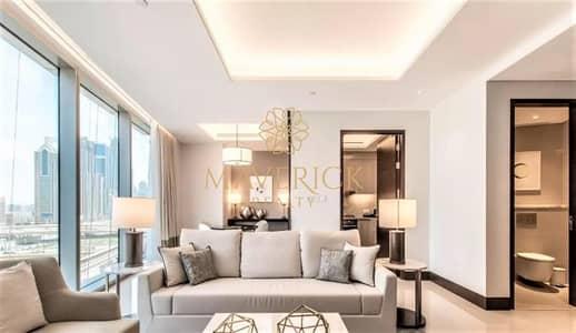 فلیٹ 1 غرفة نوم للايجار في وسط مدينة دبي، دبي - Brand New | Furnished 1BR | Bills Included