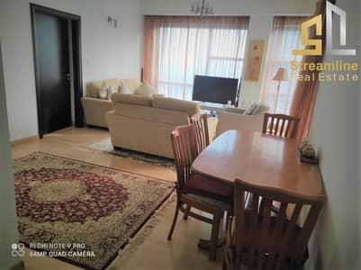 شقة 2 غرفة نوم للايجار في دبي مارينا، دبي -  full marina