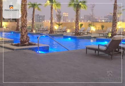 1 Bedroom Flat for Rent in Jumeirah Village Circle (JVC), Dubai - PAY 4CHQS   PERFECTLY FURNISHED   1BR WITH BALCONY