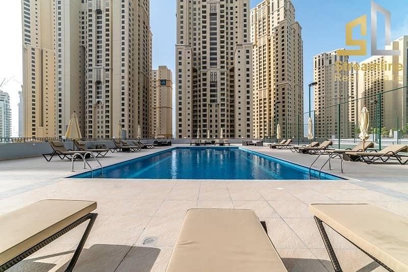 53 Cheapest 3 bedroom apartment in Dubai Marina
