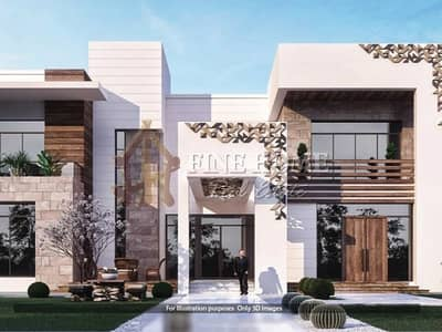 7 Bedroom Villa for Sale in Mohammed Bin Zayed City, Abu Dhabi - For Sale Villa | Super Deluxe | 7 BR