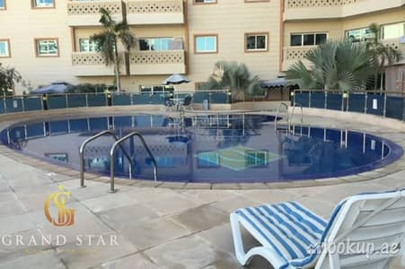 1 Bedroom Flat for Sale in Dubai Silicon Oasis, Dubai - Rented 1 BHK | Pool view | High Roi