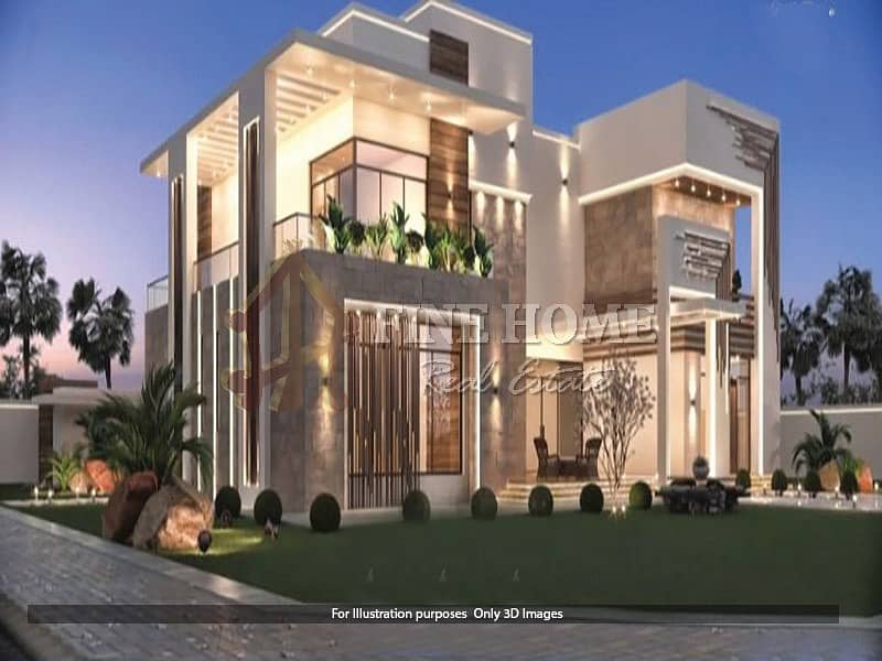 For Sale Villa | 5 BR | Playing Area