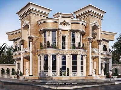 11 Bedroom Villa for Sale in Mohammed Bin Zayed City, Abu Dhabi - For Sale Villa | 12 BR | 2 Majilis | 4 Kitchens